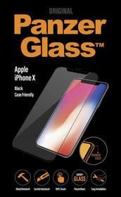 Case Friendly iPhone X - nero
