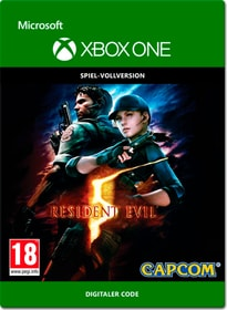 Xbox One - Resident Evil 5 Download (ESD) 785300138657 N. figura 1
