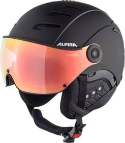 JUMP 2.0 JV HM Wintersport Helm Alpina 461876352020 Farbe schwarz Grösse 52-56 Bild-Nr. 1
