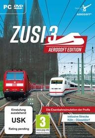 PC - Zusi Aerosoft Edition + Strecke Köln-Düsseldorf D Box 785300141725 N. figura 1
