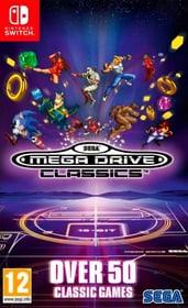 NSW - SEGA Mega Drive Classics  D Box 785300139672 Photo no. 1