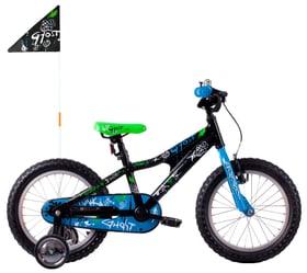 """Powerkid 16"""" vélo d'enfant Ghost 464816200020 Tailles du cadre one size Couleur noir Photo no. 1"""
