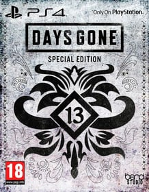 PS4 - Days Gone - Special Edition Box 785300142582 Photo no. 1