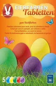 Pasqua Colori per uova di Pasqua Geroma 657813300000 N. figura 1