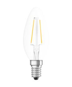 STAR CLASSIC B25 2x LED E14 2.5W blanc chaud Osram 421083900000 Photo no. 1