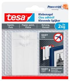 Clou adhésif papier peint & plâtre, 2 kg Tesa 675234400000 Photo no. 1