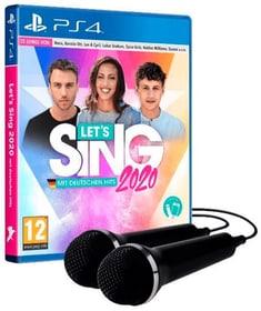 PS4 - Let's Sing 2020 mit deutschen Hits + 2 Mics D Box 785300146837 Bild Nr. 1