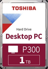 "P300 High Performance 1TB 3.5"" SATA Hard disk Interno HDD Toshiba 785300137542 N. figura 1"