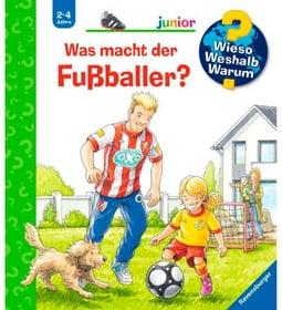 Cosa fa il calciatore Libro di saggistica per bambini 785300159271 N. figura 1