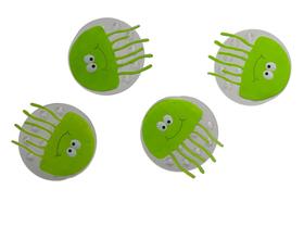 JELLY Mini-Sicherheitseinlage 453127657260 Farbe Grün Bild Nr. 1