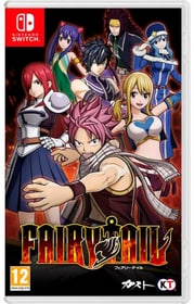 NSW - Fairy Tail D Box 785300150270 Photo no. 1