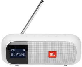 Tuner 2 - Bianco Radio DAB+ JBL 785300152801 N. figura 1