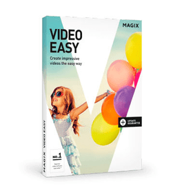 Video Easy (DE, EN, FR, IT, Windows) Magix 785300133442 Bild Nr. 1