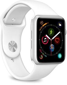 Icon Silicone Band - Apple Watch 38-40mm - white Cinturini Puro 785300153956 N. figura 1