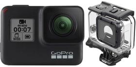 Hero 7 black inkl. GoPro Super Suit Actioncam GoPro 793831500000 Bild Nr. 1