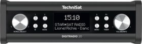 DigitRadio 20 - Anthrazit DAB+ Radio Technisat 785300139503 Bild Nr. 1