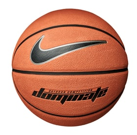 Dominate Ballon de basket-ball Nike 461933200770 Taille 7 Couleur brun Photo no. 1