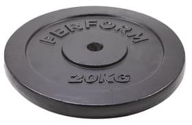 1 x 20 kg Gussgewichtsscheiben Perform 463089400000 Bild-Nr. 1