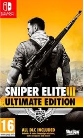 NSW - Sniper Elite 3 Ultimate Edition D Box 785300144471 N. figura 1