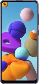 Galaxy A21S Blue Smartphone Samsung 785300154142 Bild Nr. 1