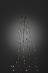 LED Baummantel mit Ring Konstsmide 613177200000 Bild Nr. 1