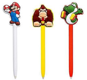 Stylus Set - Mario Bros. - 3DS XL Bigben 785300131517 N. figura 1
