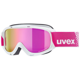 slider FM Skibrille Uvex 494975700110 Couleur blanc Taille one size Photo no. 1