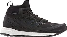 Terrex Free Hiker GTX Chaussures de loisirs Adidas 465619942020 Taille 42 Couleur noir Photo no. 1