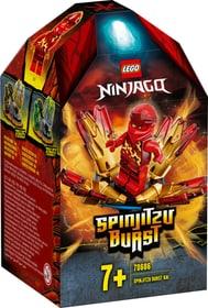 NINJAGO Spinjitzu Attack - Kai 70686 LEGO® 748745800000 Photo no. 1