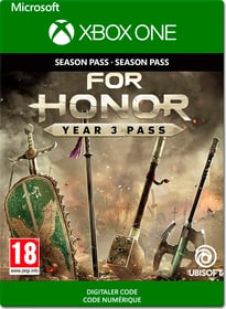 Xbox One - For Honor - Year 3 Pass Download (ESD) 785300141429 Bild Nr. 1