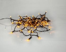 Golden 80 LEDs, 5,6 m Lichterkette Star Trading 613217700000 Bild Nr. 1