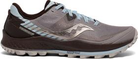 Peregrine 11 Chaussures de course Saucony 465335840081 Taille 40 Couleur gris claire Photo no. 1