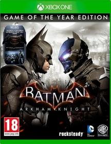 Xbox One - Batman: Arkham Knight GOTY Box 785300121248 Photo no. 1