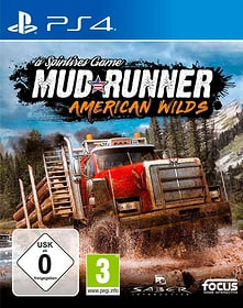 PS4 - Spintires: MudRunner American Wilds Edition (D) Box 785300139035 Bild Nr. 1