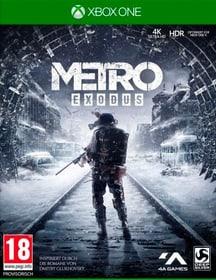 Xbox One - Metro Exodus D1 D Box 785300137350 Photo no. 1