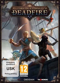 PC - Pillars of Eternity II: Deadfire (D) Box 785300132666 Photo no. 1