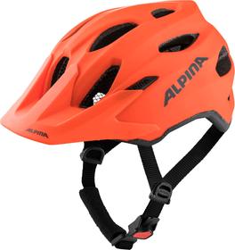 Carapax JR Velohelm Alpina 465084751334 Grösse 51-56 Farbe orange Bild-Nr. 1