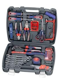 Mallette à outils 65-pcs. Coffre à outils kwb 601291700000 Photo no. 1