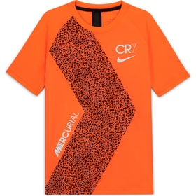 CR7 B NK DRY TOP SS T-shirt de football pour enfant Nike 466806014034 Couleur orange Taille 140 Photo no. 1