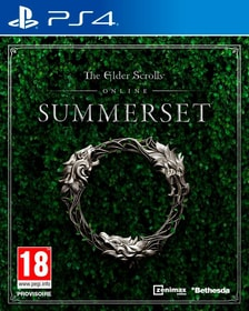 PS4 - The Elder Scrolls Online - Summerset (F) Box 785300135458 N. figura 1