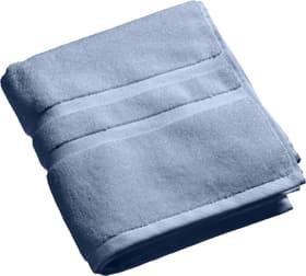 MANUEL Linge de douche 450864820542 Couleur Bleu moyen Dimensions L: 70.0 cm x H: 140.0 cm Photo no. 1