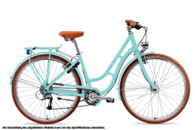 "Swing 28"" Citybike Tour de Suisse 463303004544 Rahmengrösse 45 Farbe türkis Bild Nr. 1"