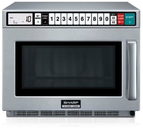R7500AT Gastro microonde Sharp 785300158029 N. figura 1