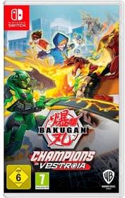 NSW - Bakugan Champions von Vestroia (D) Box 785300155315 Bild Nr. 1
