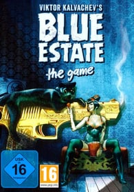 PC - Blue Estate - The Game Box 785300122108 N. figura 1