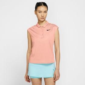 Court Victory Polo Damen-Poloshirt Nike 473239000356 Grösse S Farbe apricot Bild-Nr. 1