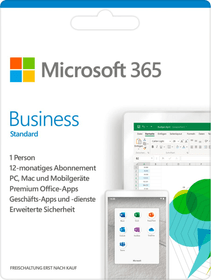 365 Business Standard ESD Digital (ESD) Microsoft 785300139372 Photo no. 1