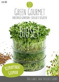 Bioset Keimapparat Sementi germogliati Do it + Garden 286920900000 N. figura 1