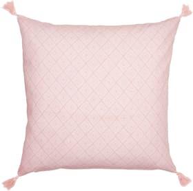 AYA Fodera per cuscino decorativo 450759240838 Colore Rosa Dimensioni L: 45.0 cm x A: 45.0 cm N. figura 1