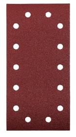 Patins abrasifs, corindon affiné, 115 x 230 mm, K80 kwb 610525300000 Photo no. 1